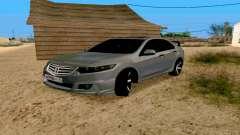 Honda Accord Type 2008 pour GTA San Andreas