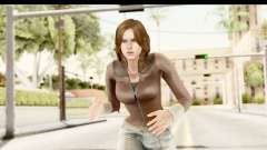 Helena Casual Skin pour GTA San Andreas