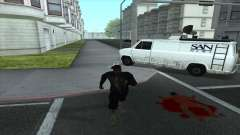Newsvan Follow You pour GTA San Andreas