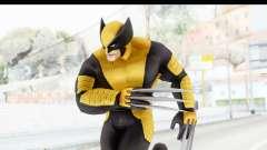 Marvel Heroes - Wolverine All New Marvel Now für GTA San Andreas