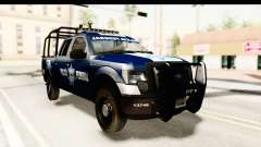 Ford F-150 Federal Police pour GTA San Andreas