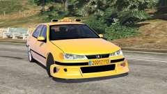 Taxi Peugeot 406 v1.0