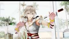 Dynasty Warriors 8 Xtreme Legends Lu Lingqi 2