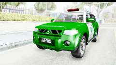 Mitsubishi Montero Carabiniers Section SIAT