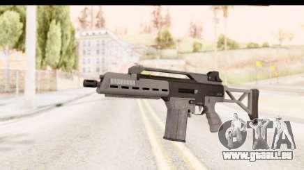GTA 5 Vom Feuer Special Carbine pour GTA San Andreas