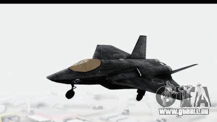CoD Black Ops 2 - FA-38 pour GTA San Andreas