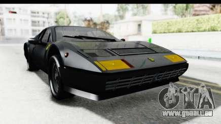 Ferrari 512 GT4 BB 1976 pour GTA San Andreas