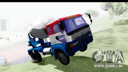 Nissan Diesel UD Big Thumb Cement Babena pour GTA San Andreas