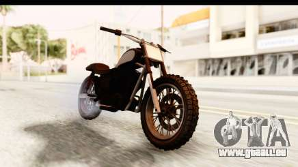 GTA 5 Western Cliffhanger Stock pour GTA San Andreas