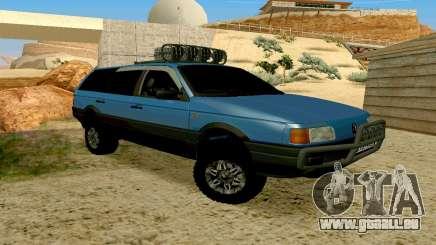 Volkswagen B3 pour GTA San Andreas