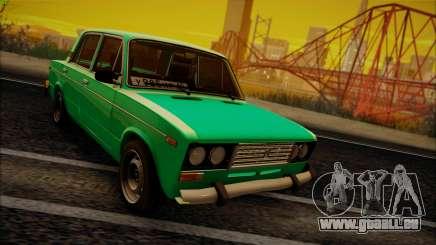 VAZ 2106 Shaherizada GVR pour GTA San Andreas