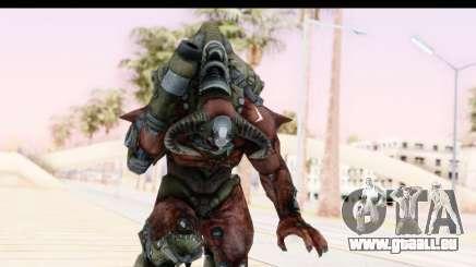 DOOM 3 - Cyberdemon pour GTA San Andreas