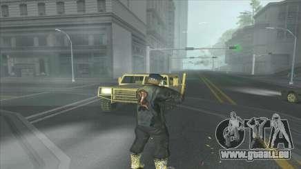 WantedLevel pour GTA San Andreas