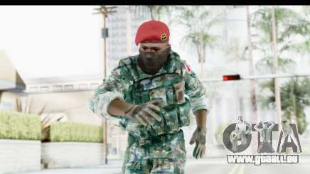Global Warfare Indonesia pour GTA San Andreas