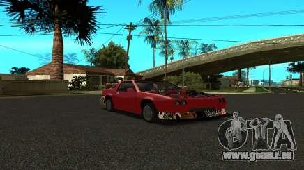 Buffalo (Tunning) pour GTA San Andreas