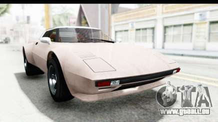 GTA 5 Lampadati Tropos SA Lights pour GTA San Andreas