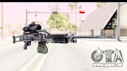 M240 FSK No Bipod für GTA San Andreas