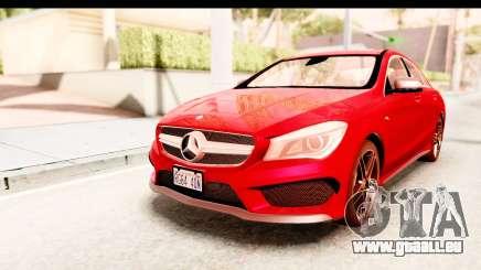 Mercedes-Benz CLA45 AMG 2014 für GTA San Andreas