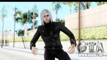 GTA 5 Ill Gotten-Gains DLC Female Skin pour GTA San Andreas