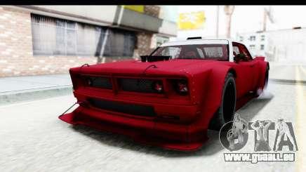 GTA 5 Declasse Drift Tampa IVF für GTA San Andreas