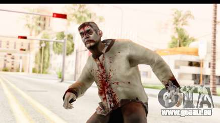 Left 4 Dead 2 - Zombie Rural pour GTA San Andreas