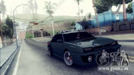 New Stance Sultan pour GTA San Andreas