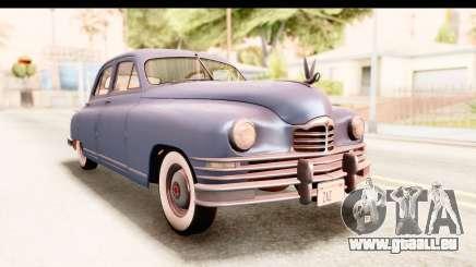 Packard Standart Eight 1948 Touring Sedan pour GTA San Andreas