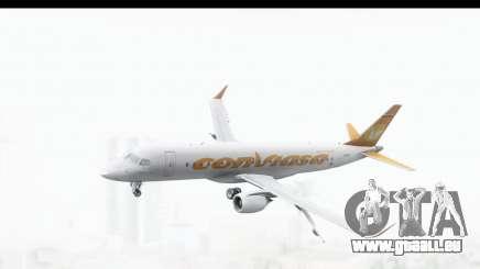 Embraer 190 ConViasa pour GTA San Andreas