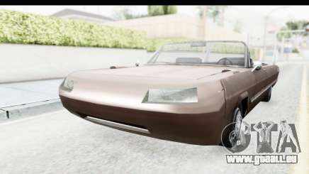 Savanna Daytona pour GTA San Andreas