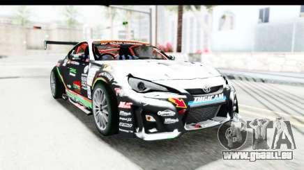 D1GP Toyota 86 2015 DRIVE pour GTA San Andreas