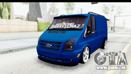 Ford Transit Air für GTA San Andreas