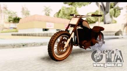 GTA 5 Western Cliffhanger Stock IVF für GTA San Andreas
