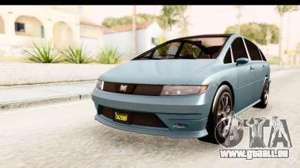GTA 5 (4) Dinka Perennial IVF für GTA San Andreas