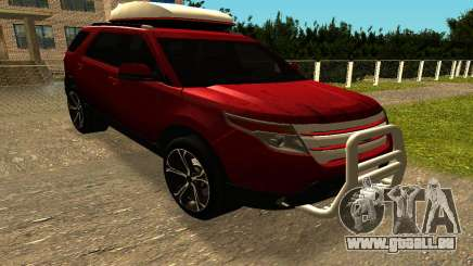 Ford Explorer 2013 pour GTA San Andreas
