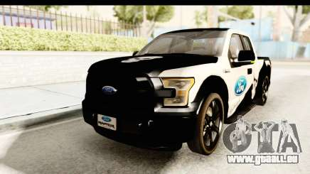 Ford F-150 Tuning pour GTA San Andreas