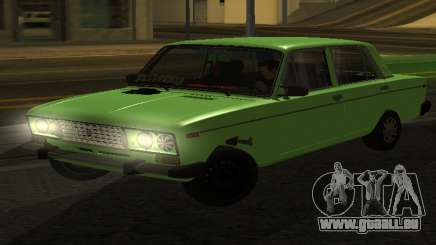 VAZ 2106 für GVR für GTA San Andreas