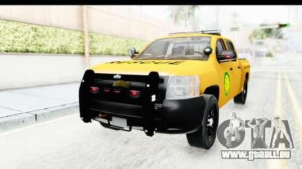 Chevrolet Silvedaro Basarnas pour GTA San Andreas