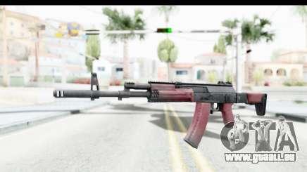Kalashnikov AK-12 für GTA San Andreas
