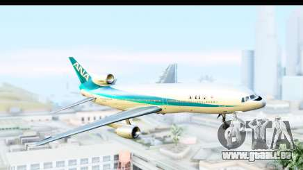 Lockheed L-1011-100 TriStar All Nippon Airways pour GTA San Andreas