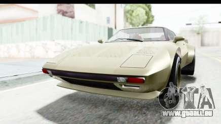 GTA 5 Lampadati Tropos Rallye IVF pour GTA San Andreas