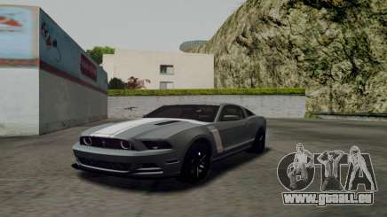 Ford Mustang für GTA San Andreas