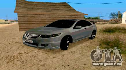 Honda Accord Type 2008 pour GTA San Andreas