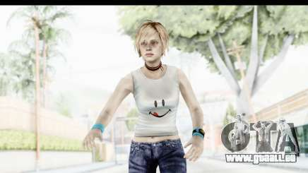 Silent Hill 3 - Heather Sporty White Delicious pour GTA San Andreas