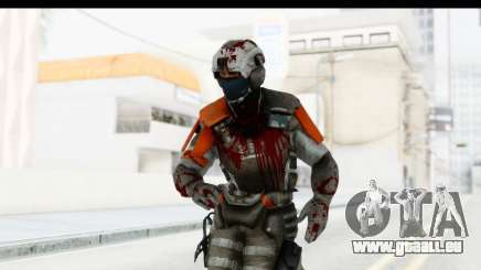 Homefront The Revolution - KPA v4 Dead für GTA San Andreas