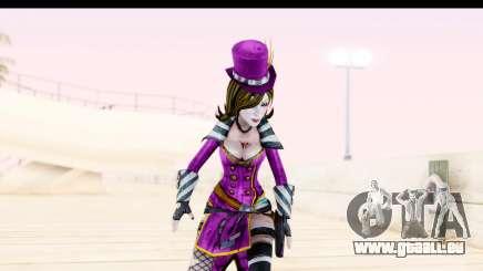 Borderland - Moxi Purple pour GTA San Andreas