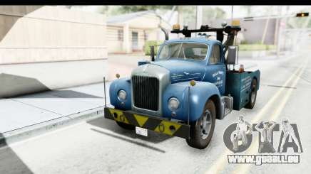Mack B-61 1953 Towtruck v2 pour GTA San Andreas