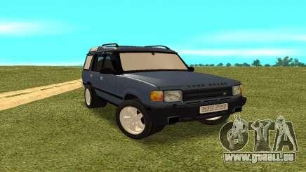 Land Rover Discovery 2B für GTA San Andreas