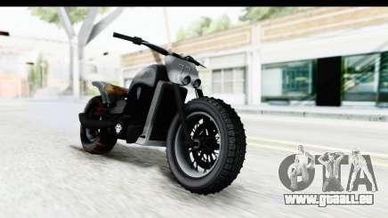 GTA 5 Western Gargoyle Custom v2 pour GTA San Andreas
