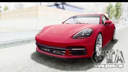 Porsche Panamera 4S 2017 v2 pour GTA San Andreas