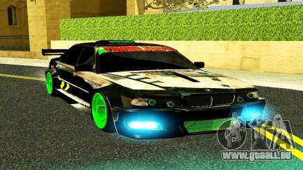 BMW 750 E38 Hamann Turbo Sports pour GTA San Andreas